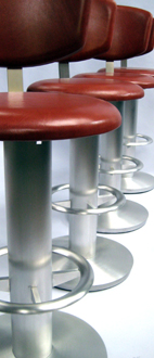 Terence Williams Ring Stool